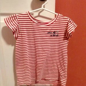 Carter's One Of A Kind Striped Tee